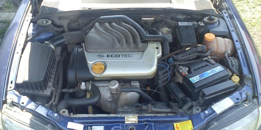 Двигатель x16xel опель вектра б