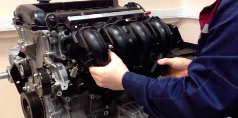 Форд фокус 2 20 ремонт двигателя своими руками