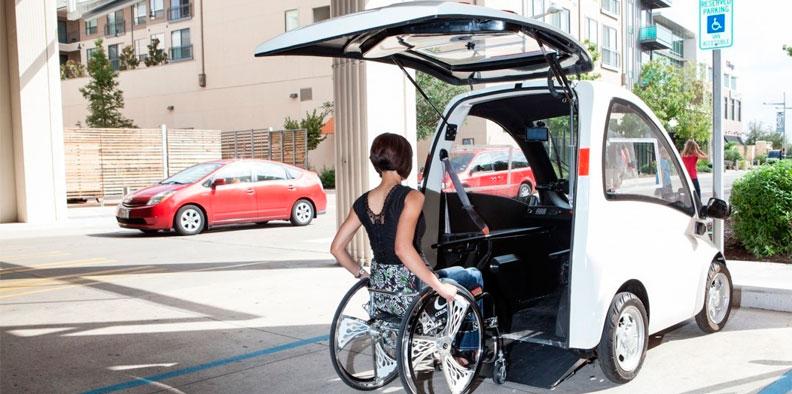 Инвалидный автомобиль