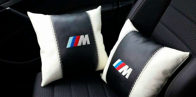 подушки bmw m