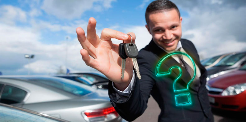 кто продаёт автомобиль
