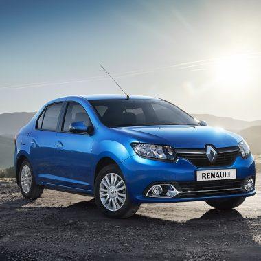 12. Renault Logan продано 16 119