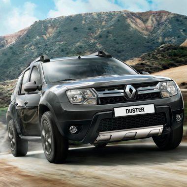 7. Renault Duster продано 21 290