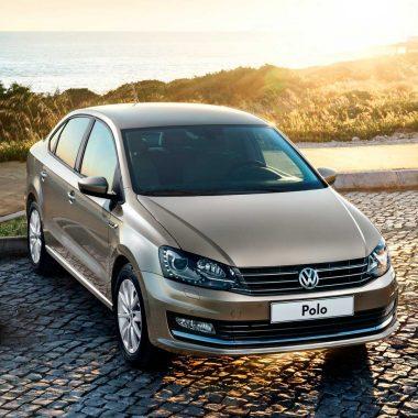 6. VW Polo продано 59 450