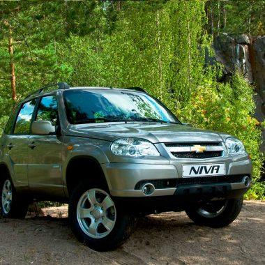 10. Chevrolet Niva продано 11 948