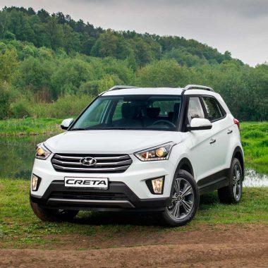 5. Hyundai Creta продано 33 224